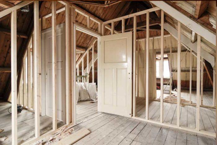 Verbouw / renovatie offerte